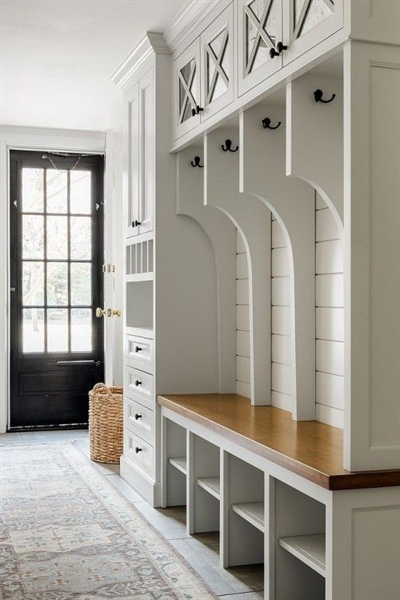Mudroom Storage Ideas for All Spaces